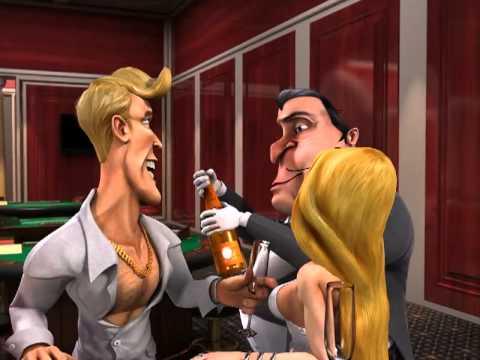 Mr. Vegas från Betsoft Gaming