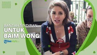Bantah Sindiran di Media Sosial Ditujukan kepada Baim Wong, Nikita Mirzani: Gue Sebut Namanya Setan