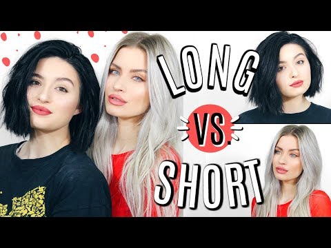 EASY AF MESSY WAVES FOR SHORT HAIR & LONG HAIR!! - HAIR TUTORIAL!