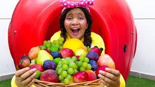 Yes Yes Fruits Song   Educational Kids Songs & Nursery Rhymes