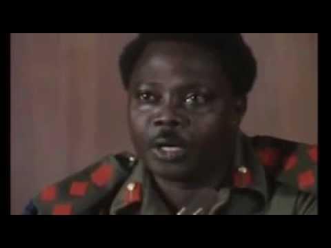 Brigadier Murtala Muhammed Overthrows General Gowon: 1975