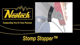 Stomp Stopper Product Peek - Neotech