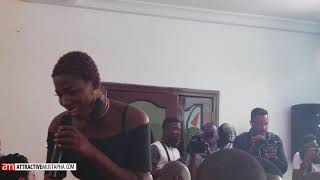Efe Keyz Performs Juju