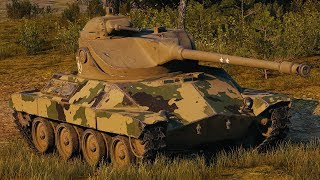 World of Tanks T71 DA - 9 Kills 5K Damage