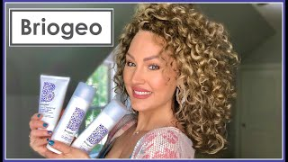 BRIOGEO CURL CHARISMA REVIEW | The Glam Belle