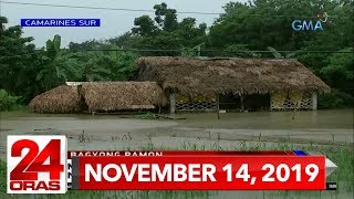 24 Oras Express: November 14, 2019 [HD]