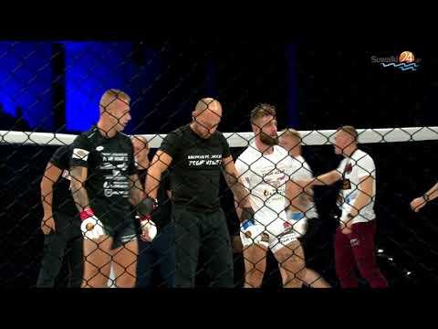 Browar Północny Fight Night 2. Brawa za serce do walki i efektowne nokauty