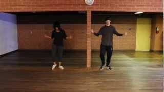 "D'ANGELO ""Send it On""    GALEN HOOKS Choreography ft. DEVIN JAMIESON"