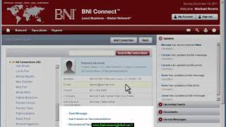 BNI Connect Global Demo