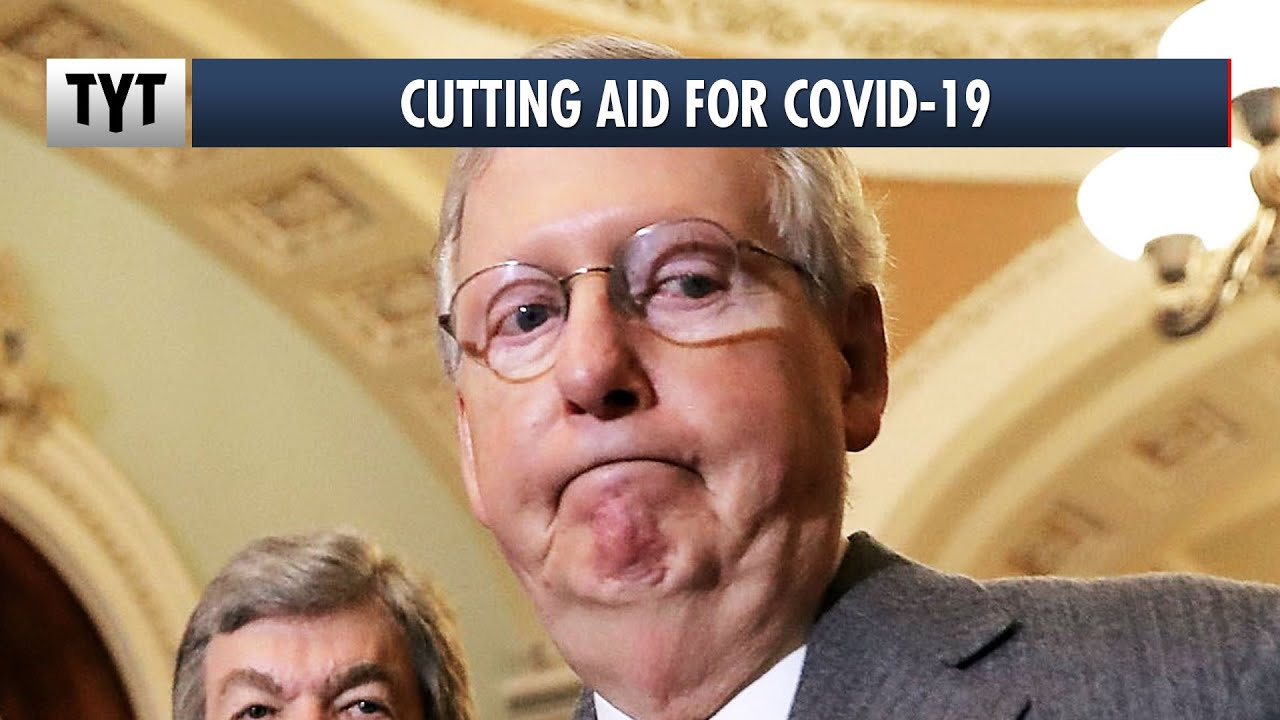 Mitch McConnell Is Fine With Americans Dying thumbnail