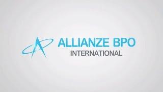 Allianze BPO International - Video - 2
