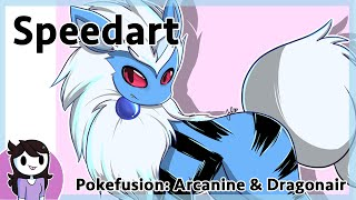 Speedart: Pokefusion Dragonine