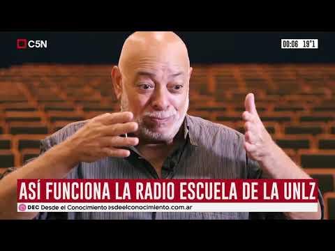 La Radio en la Escuela en C5N