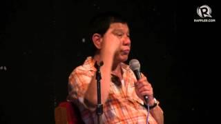 FULL Q&A: Rodrigo Duterte at UP Los Baños, 11 March 2016