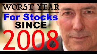 Worst Year For Stocks Since 2008 | David Morgan