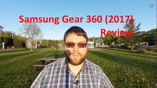Samsung Gear 360 2017 Review