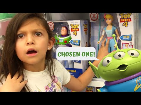 Calling all Earthlings! New TOY STORY 4 toys for kids at Target!