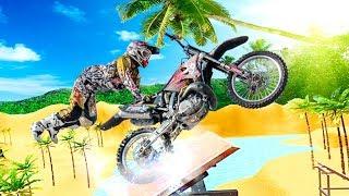 Bike Racing Games - Beach Bike Race: Heavy Bike Adventure - Gameplay Android free games
