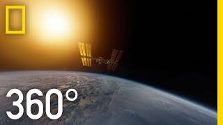 Vídeo 3D/Realidade Virtual da Estação Espacial
