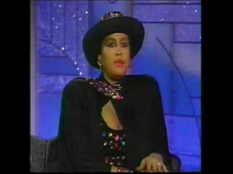 Phyllis Hyman On The Arsenio Hall Show