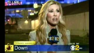 CBS2's Serene Branson has a stroke on air? [DIRECT SOURCE]