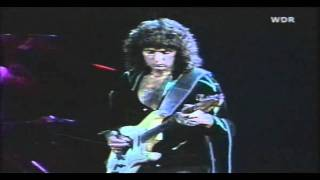 Deep Purple - Under The Gun (Live in Paris 1985) HD