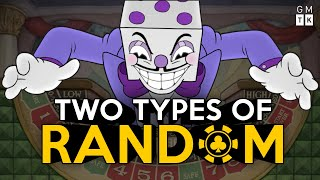 The Two Types Of Random In Game Design