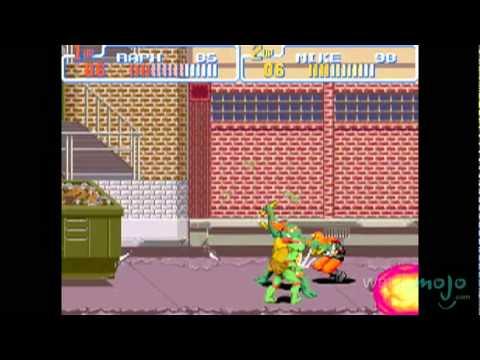 Video Game Classics: Teenage Mutant Ninja Turtles – Turtles In Time