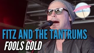 Fitz And The Tantrums - Fools Gold (Live at the Edge)