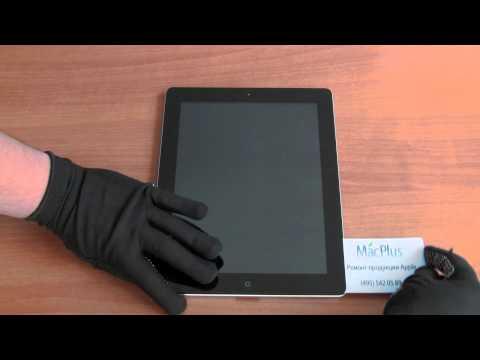 Ремонт iPad 3  замена стекла (тачскрина) (New iPad)