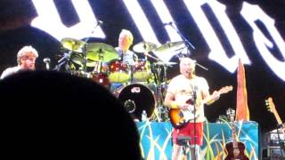 Jimmy Buffett - Comerica Park, Detroit, Michigan - LIVE - Never Work in Dis Business - July 28, 2012
