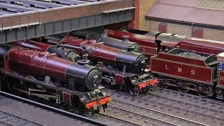 Manchester Model Railway Exhibition 2017