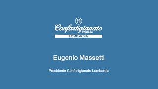 CORONAVIRUS -  il Presidente Massetti oggi a UnoMattina