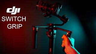 DJI Ronin S Switch Grip!! - REVIEW