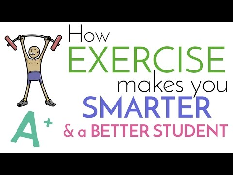 Video How Exercise Makes you Smarter and a Better Student