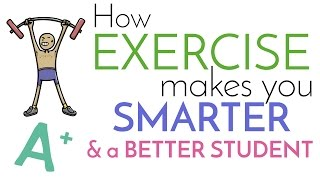 How Exercise Makes you Smarter and a Better Student