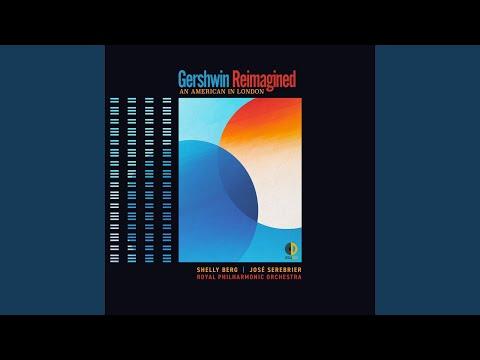 Gershwin: An American In Paris / Home Blues online metal music video by SHELLY BERG