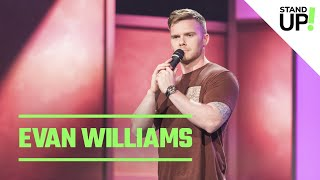 Evan Williams Finds Humor In Sobriety And Marriage | JFL | LOL StandUp!