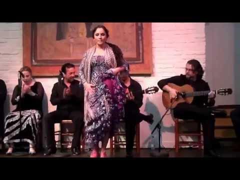 Tablao De Carmen - Flamenco Show - Pueblo Español (Barcelona 2012)