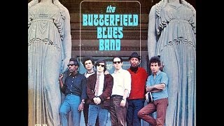 THE PAUL BUTTERFIELD BLUES BAND  EAST WEST FULL ALBUM