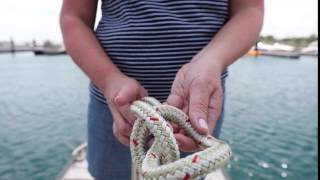 Nautical How-To:  Bowline