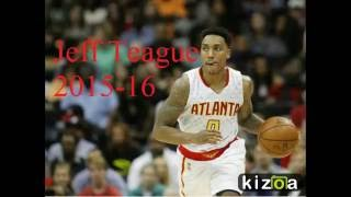 Jeff Teague 2015-16 Highlights