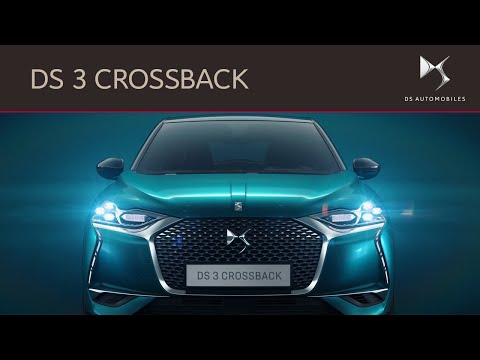 DS 3 CROSSBACK | Icon of High-tech Style