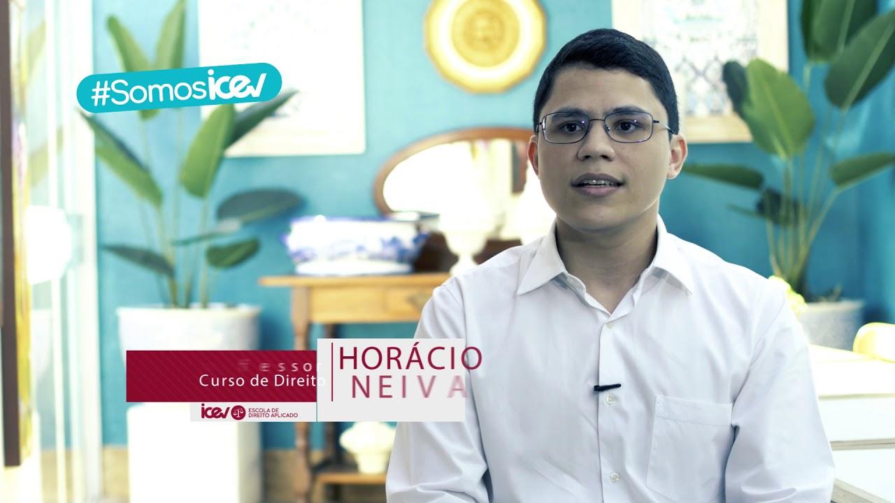 #somosiCEV: Horácio Neiva