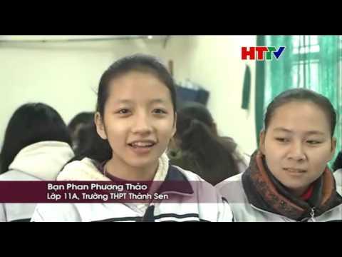 Tạp chí tuổi xanh 31/01/2016 về KHKT trường THPT Thành Sen