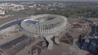 Saransk Estadio - Mordovia Arena - Saransk Stadion