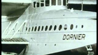 Do X 1929  - A Giant Flying Boat