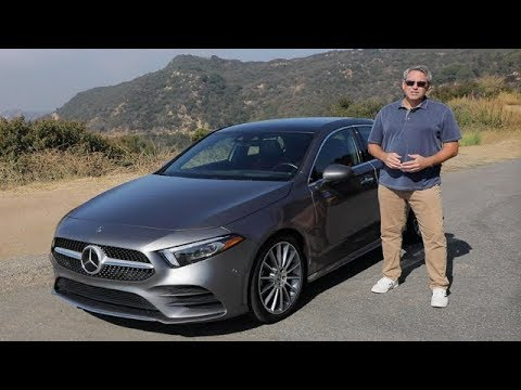2019 Mercedes-Benz A220 4MATIC Test Drive Video Review