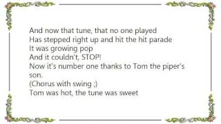 Judy Garland - Tom Tom the Piper's Son Lyrics
