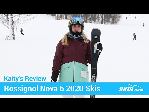Video: Rossignol Nova 6 Skis 2020 11 40